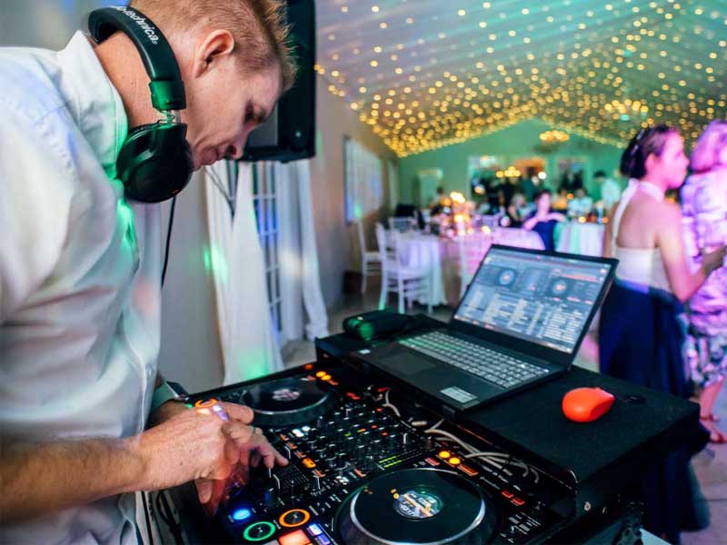 Jarryd Sunkel - Professional Wedding DJ in Durban, KZN